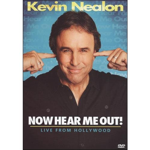 Kevin Nealon: Now Hear Me Out! (Widescreen)
