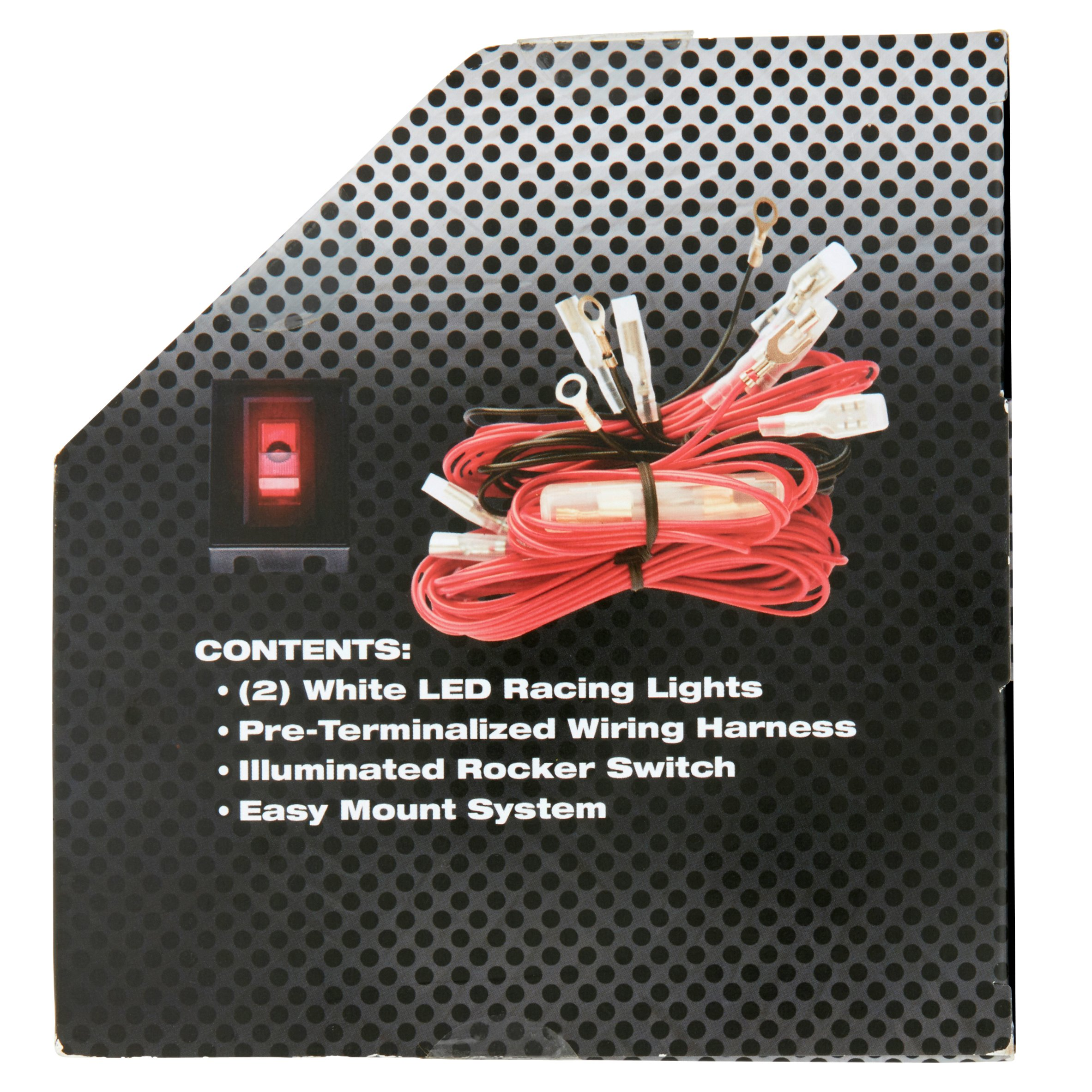 Platinum Burner Series Light Wiring Diagram Database Library Computer Harness Adapters Burners Led Off Road Racing Lights 54 Count