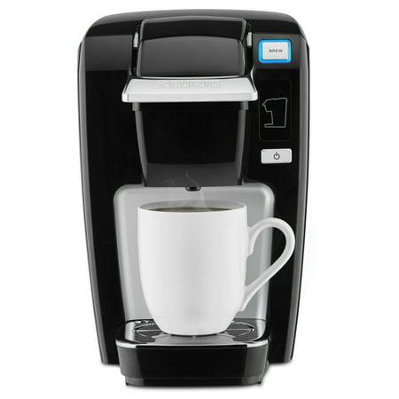 Keurig K-Mini K15 Single Serve Black K-Cup Coffee Maker ...