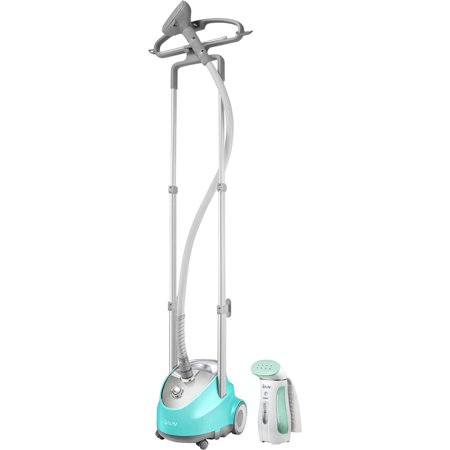 Professional garment steamer and handheld travel steamer blue green - Six advantages using garment steamer ...