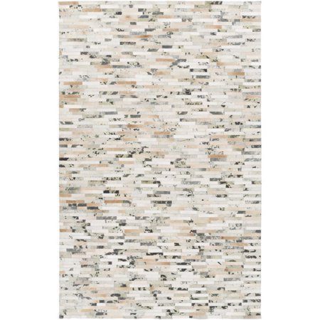 Houseman Hsm4002 Area Rug In Ivory  Tan  Olive