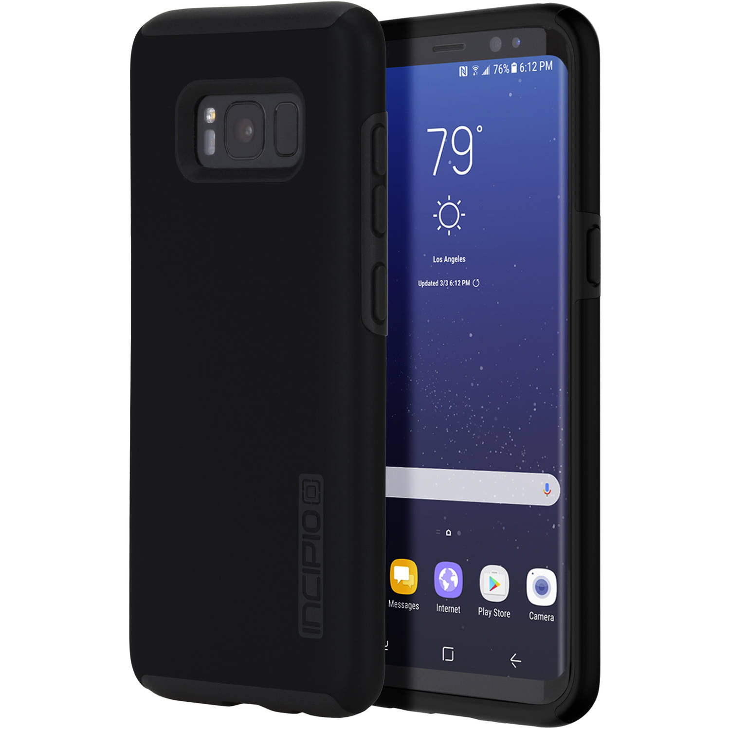 Incipio DualPro Case for Samsung Galaxy S8+