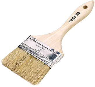 Seachoice Double Wide Chip Brush - 1 1/2 90320