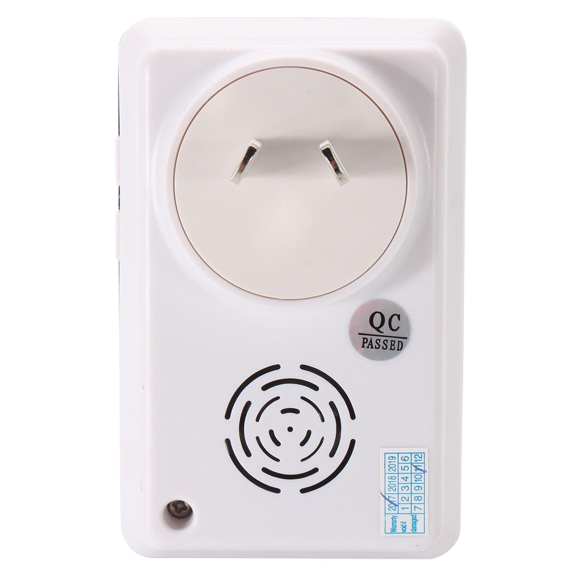 DIY Wireless Doorbell Security Chime Alarm Smart Doorbell Plug In Door Bell