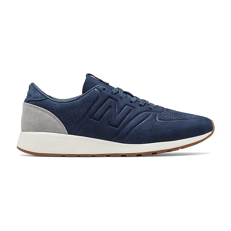 Mens New Balance 420 Deconstructed Navy Grey White Brown MRL420DT by