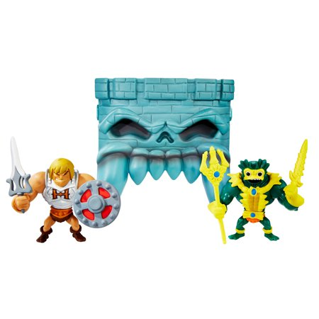 Masters of the Universe Mini He-Man and Mer-Man
