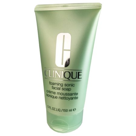 Clinique Foaming Sonic Facial Soap 5.0 oz