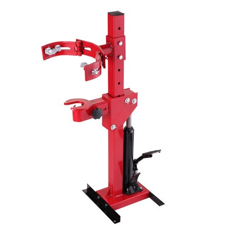 Jaxpety Heavy Duty Auto Strut Coil Spring Compressor 3 Ton Air Hydraulic Car Repairing Removing Tool