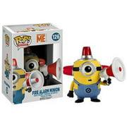Pop! Movies: Despicable Me 2-fire Alarm Minion (Funko)