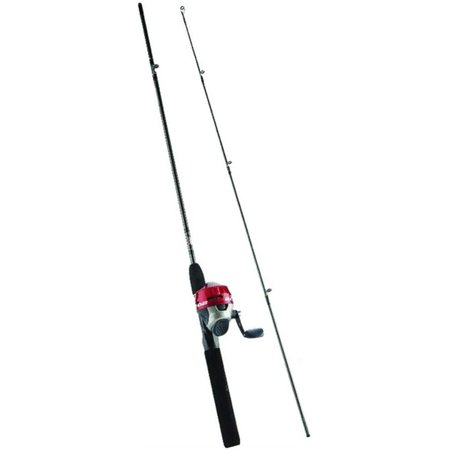 202 Spincast Combo Fishing Rod And Reel thumbnail