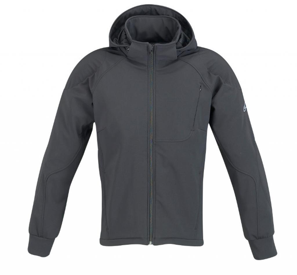 Alpinestars North Shore Tech Fleece Jacket Black 2XL