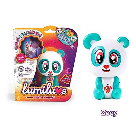 Lumiluvs Love at First Light!, Zoey Turquois Bear