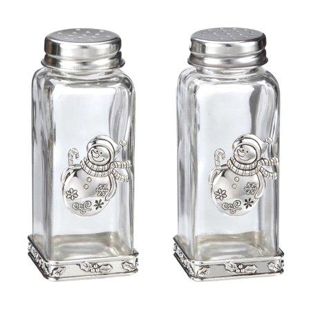 Ganz Salt and Pepper Shaker - Snowman Salt and Pepper Shaker - Snowman Salt And Pepper Shakers