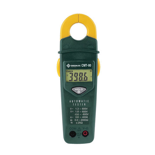 GREENLEE CMT-80 600V 400 Amp Automatic Electrical Tester