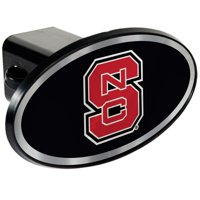 NC State Wolfpack Oval Car Hitch Cover