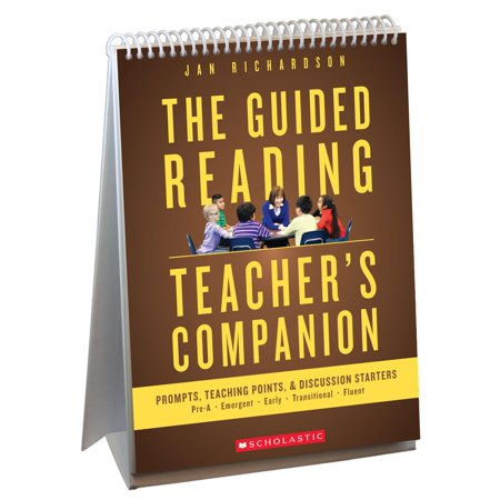 The Guided Reading Teacher's Companion (Other) Phonics Teachers Guide