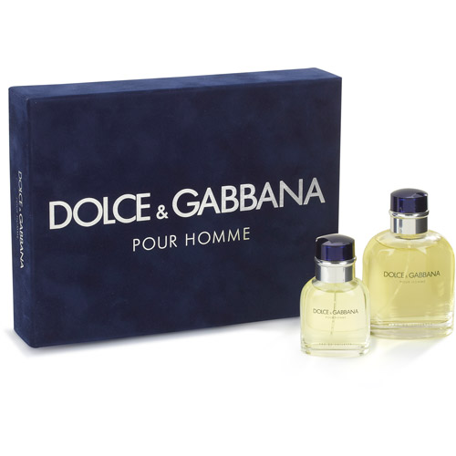 Dolce & Gabbana Eau De Toilette Natural Spray Fragrance Gift Set