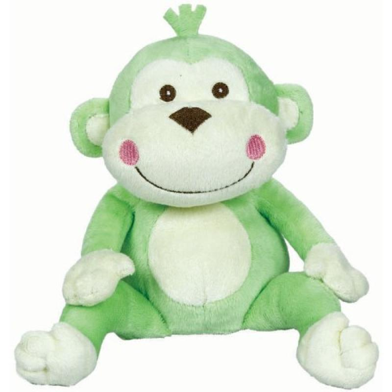 Amscan AdorIle Fisher-Price Monkey BIy Shower Party Gift Ideas, 10, Green