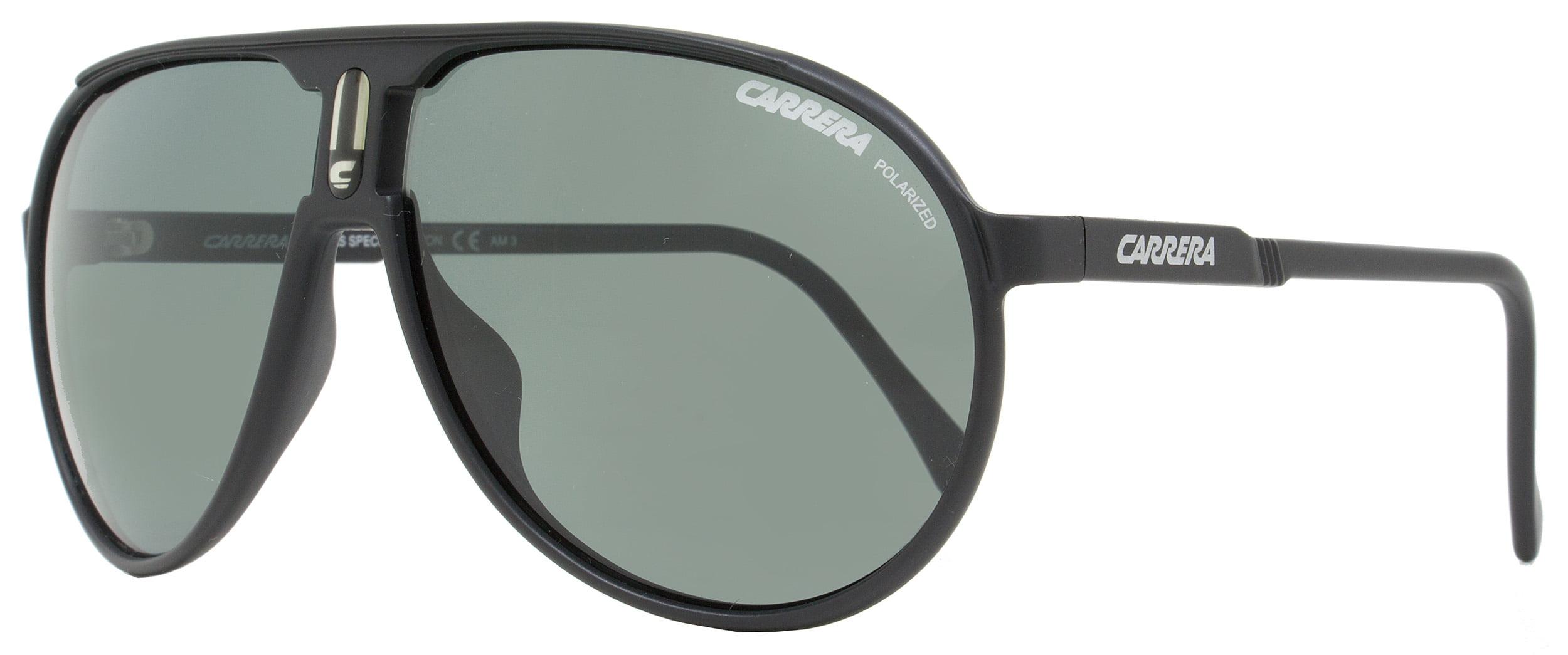 a309231b13 Carrera - Carrera Aviator Sunglasses Champion L DL5Y2 Matte Black Polarized  - Walmart.com