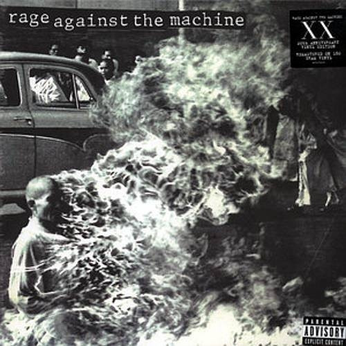 Rage Against The Machine Xx (20th Anniversary) (Vinyl)