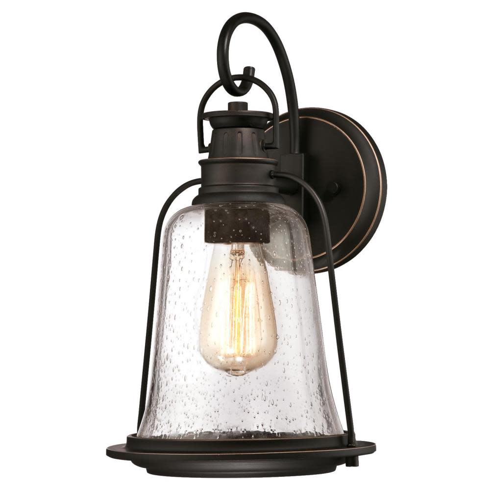 """Westinghouse 6349100 Brynn 1-Light 14-1/2"""" Tall Outdoor Wall Sconce"""