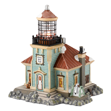 Department 56 New England Village Tucker Point Light
