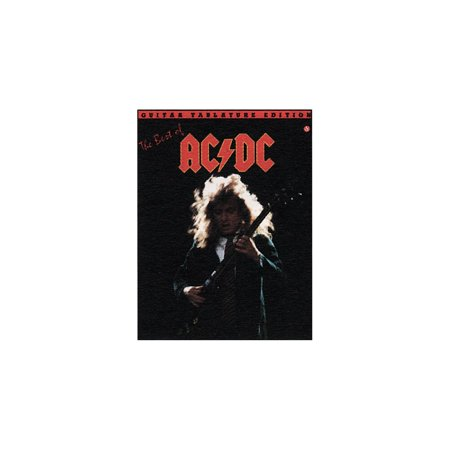 Music Sales The Best of AC/DC Guitar Tab Book (Best Youtube Music App)