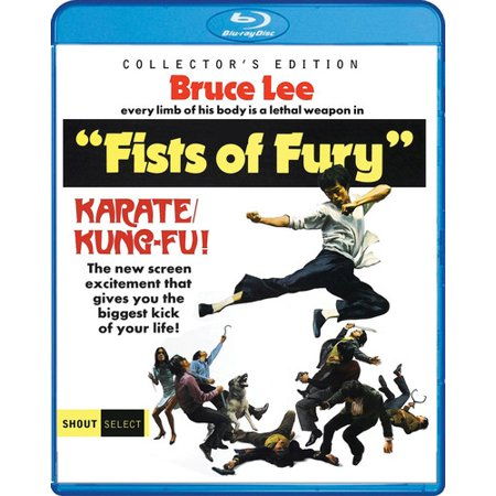 Fists of Fury (Collector's Edition) (Blu-ray) (The Big Boss Aka Fists Of Fury)