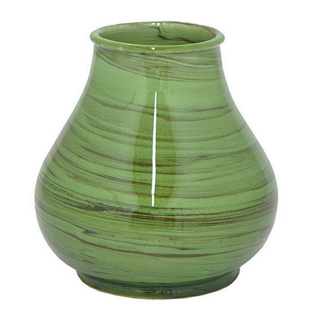Benzara 45265 Charming Ceramic Vase