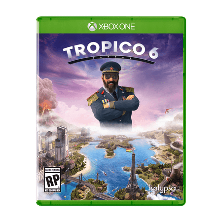 Tropico 6, Merge Games LTD, Xbox One, 848466000758