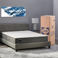 "Sealy Response Essentials 12"" Encased Coil Mattress in a Box"