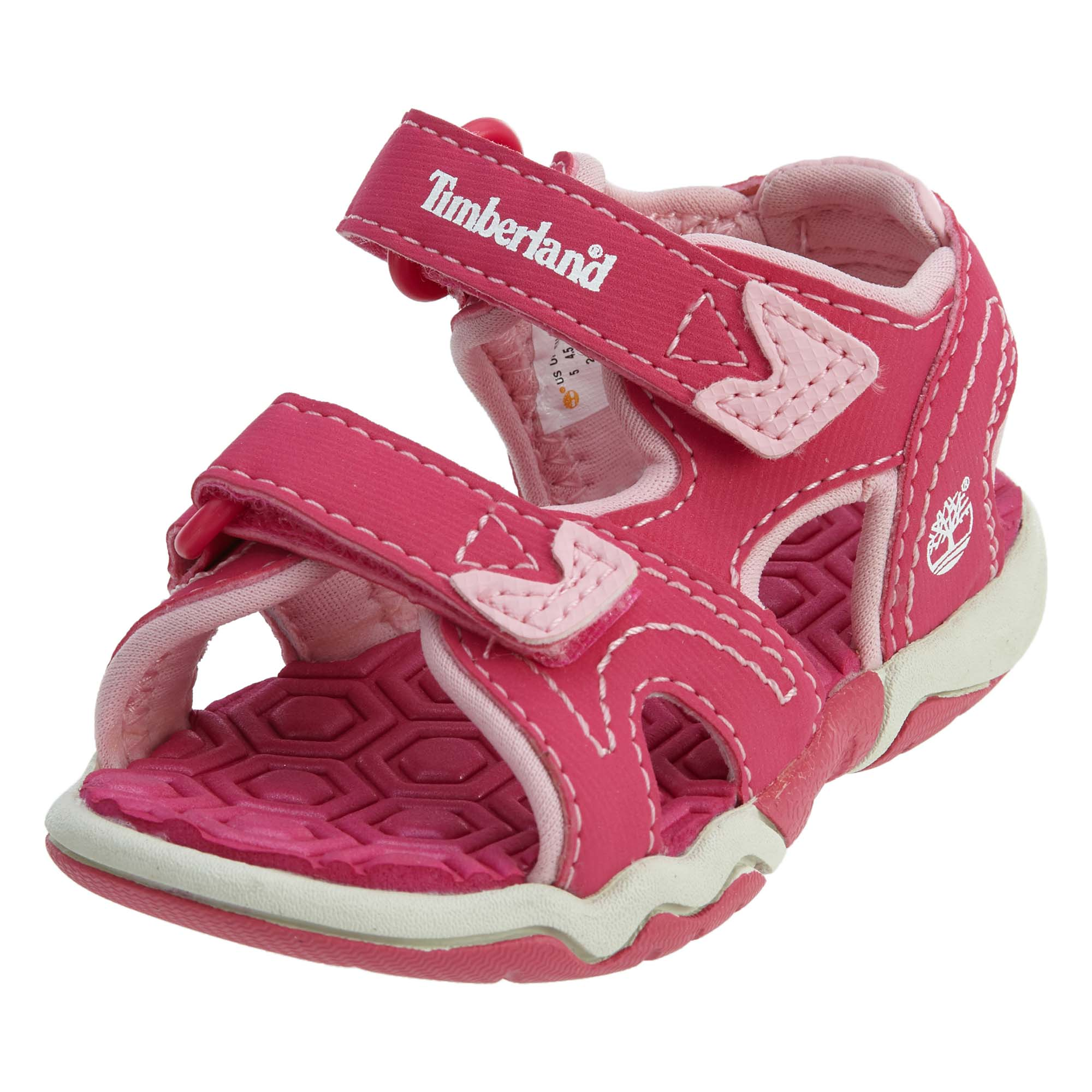 Infant Timberland Adventure Seeker 2-Strap Sandal Toddler