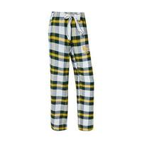 Baylor University Bears Women's Flannel Pajamas Plaid PJ Bottoms