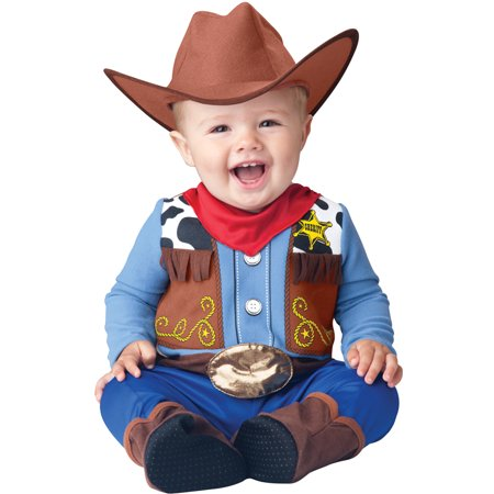 Wee Wrangler Infant/Toddler Costume - Pee Wee Herman Halloween Costume
