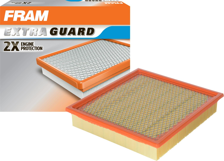 FRAM Extra Guard Air Filter, CA10262 by FRAM