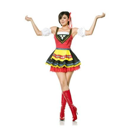 Swedish Sweetie Adult Costume (Swedish Costume)