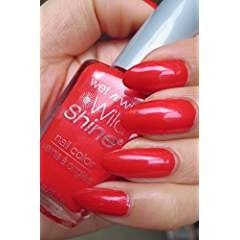 Wet n Wild  Wild Shine Nail Polish  Too Hot For You (34353)