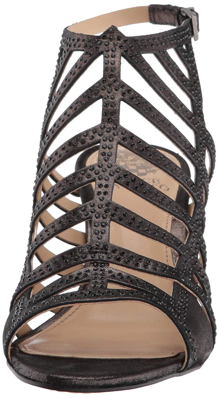Vince Camuto Women/'s PATINKA Heeled Sandal,