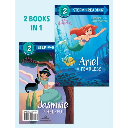 Ariel Is Fearless/Jasmine Is Helpful (Disney Princess) - Jasmin Princess