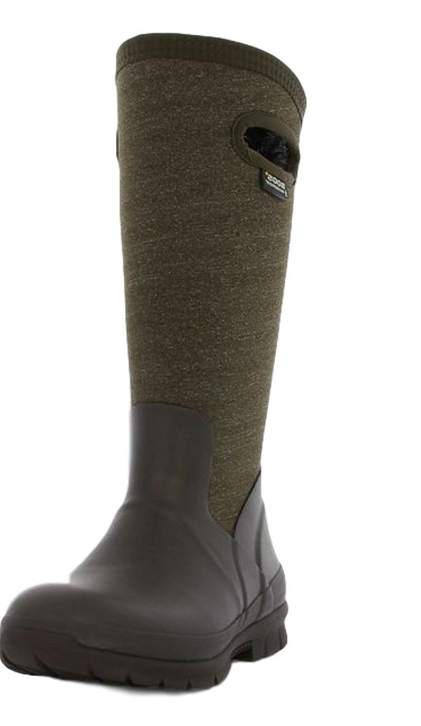 Bogs Boots Womens Pull On Crandall Tall WP Slip Resistant 72036 by Bogs