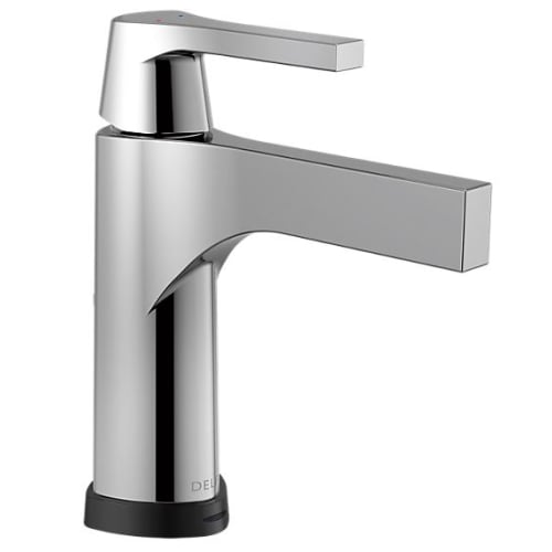 Delta 574t Dst Zura Single Hole Bathroom Faucet With Onoff Touch