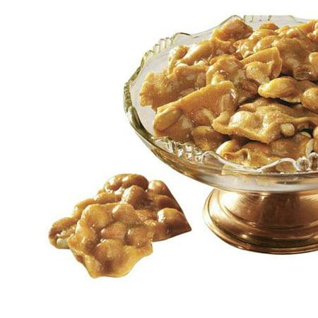Peanut Brittle Tin 12 oz. ()