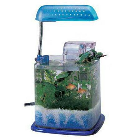 Aquavase candy combo aquarium xl for Walmart fish tank heater
