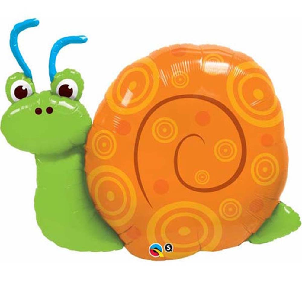 Snail Foil Balloon Super Shape 36""