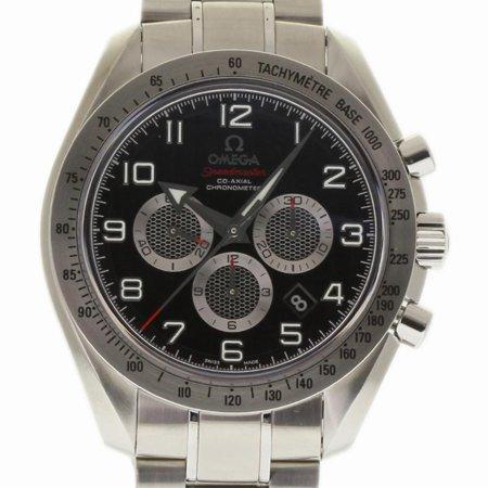 Pre-Owned Omega Speedmaster 321.10.4 Steel Watch (Certified Authentic & Warranty)