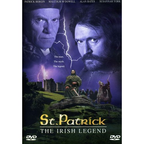 St. Patrick: The Irish Legend (Full Frame)