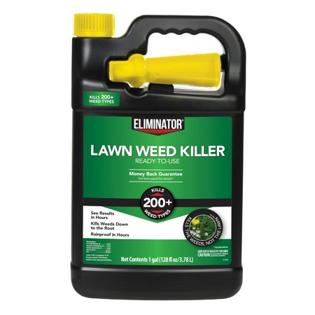 Eliminator Lawn Weed Killer Ready-to-Use, 1
