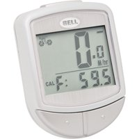 Bell Sports Console 200 Cyclocomp, White