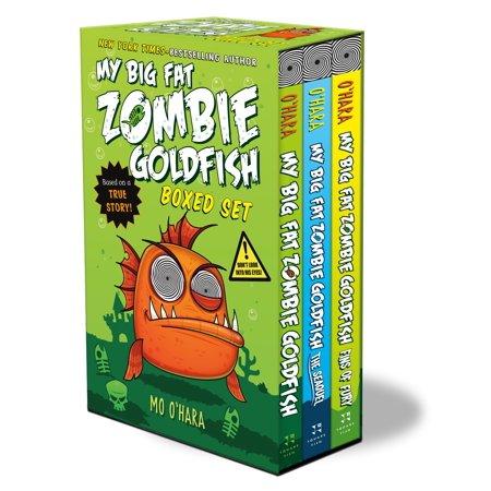 My Big Fat Zombie Goldfish Boxed Set : (My Big Fat Zombie Goldfish; The Seaquel; Fins of Fury)