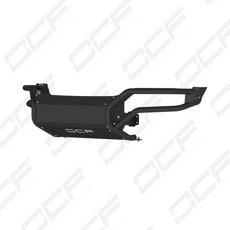 MBRP 2016 Toyota Tacoma Non Winch Front